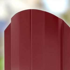 Штакетник металлический Рубин
